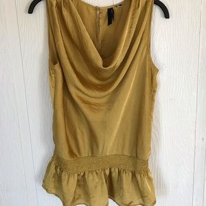 WILLI SMITH SCOOPED NECK BLOUSE